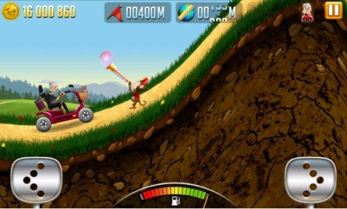 Скриншот для Angry Gran Racing - 3