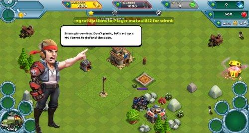 Скриншот для Battle Glory - 1