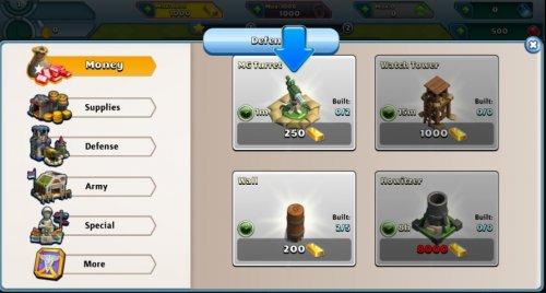 Скриншот для Battle Glory - 2
