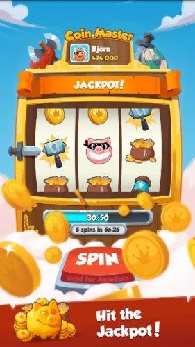 Скриншот для Coin Master - 3