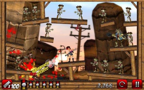 Скриншот для Stupid Zombies 2 - 3