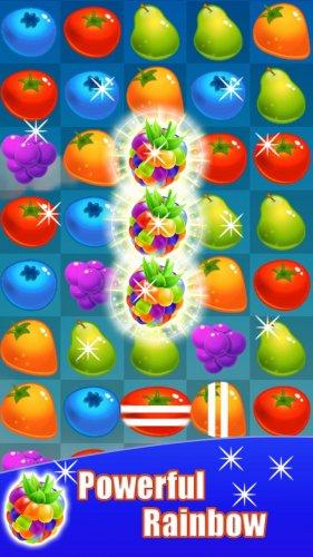 Скриншот для Sweet Fruit Candy - 3