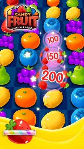 Скриншот для Sweet Fruit Candy - 1