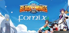 Blade & Wings: Future Fantasy 3D Anime