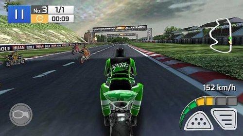 Скриншот для Реальный мотокросс 3D - 3