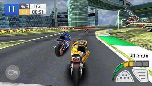 Скриншот для Реальный мотокросс 3D - 2