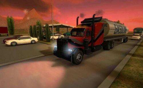 Скриншот для Truck Simulator 3D - 1