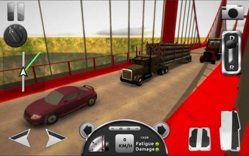 Скриншот для Truck Simulator 3D - 2