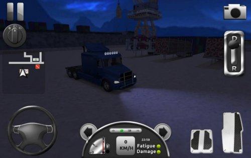 Скриншот для Truck Simulator 3D - 3