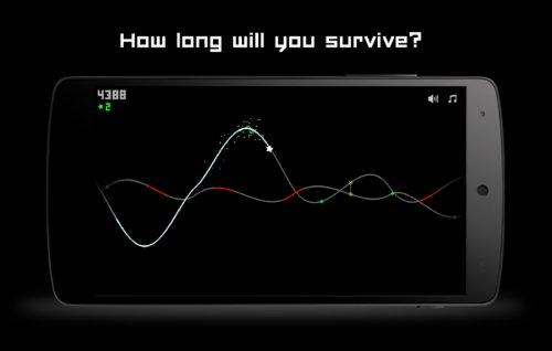 Скриншот для WaveRun - 2