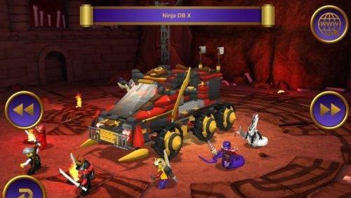 Скриншот для LEGO Ninjago Tournament - 2