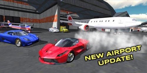 Скриншот для Extreme Car Driving Simulator - 2
