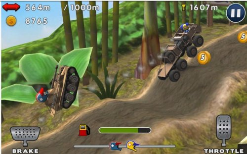 Скриншот для Mini Racing Adventures - 3