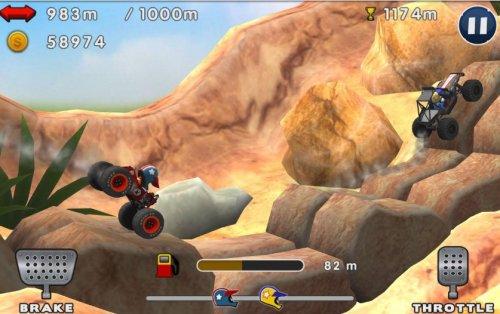 Скриншот для Mini Racing Adventures - 1