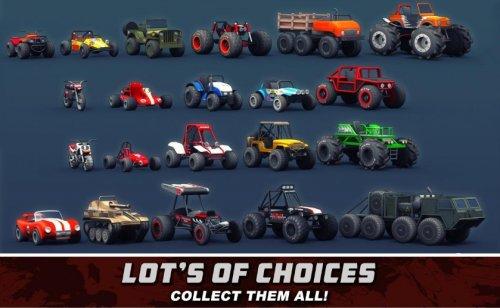 Скриншот для Mini Racing Adventures - 2