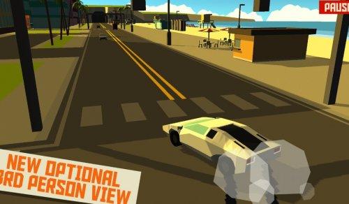 Скриншот для PAKO - Car Chase Simulator - 3