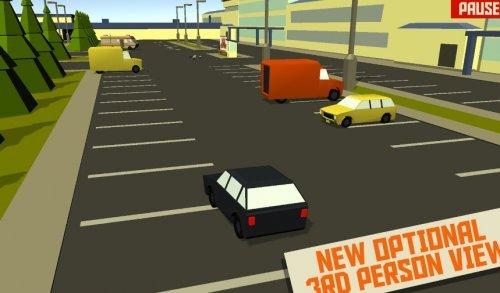 Скриншот для PAKO - Car Chase Simulator - 1