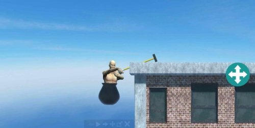 Скриншот для Mountain Getter: Hammerman - 1