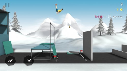 Скриншот для Flip Range - 2