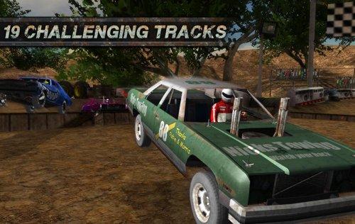 Скриншот для Demolition Derby: Crash Racing - 2