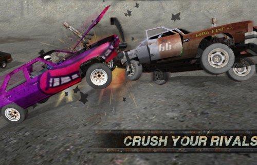 Скриншот для Demolition Derby: Crash Racing - 3