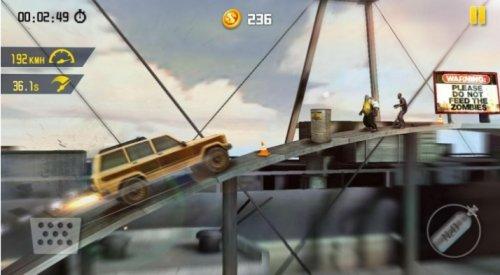 Скриншот для Зомби-роуд-побег - 1