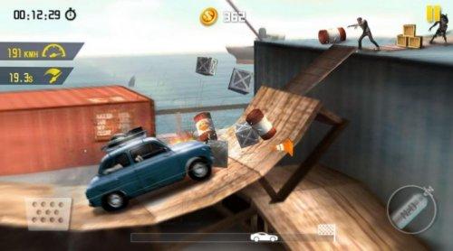 Скриншот для Зомби-роуд-побег - 3