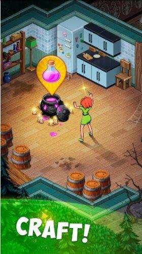 Скриншот для Ghost Town Adventures - 3