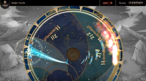 Скриншот для Lanota - 2