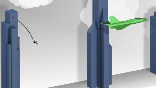 Скриншот для Rope'n'Fly 4 - 2
