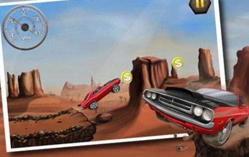 Скриншот для Stunt Car Challenge - 1