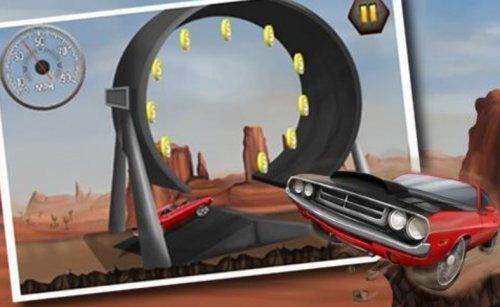 Скриншот для Stunt Car Challenge - 2