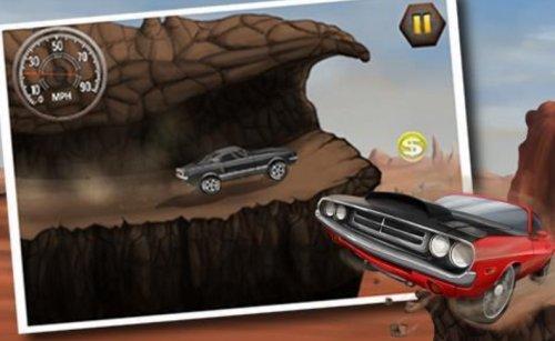 Скриншот для Stunt Car Challenge - 3