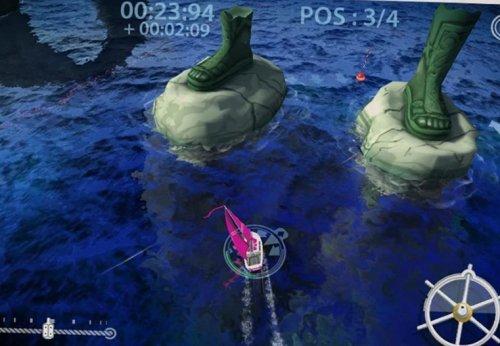 Скриншот для Sailboat Championship - 2