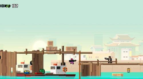 Скриншот для Hot Guns - 2