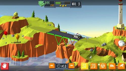 Скриншот для Build a Bridge! - 1