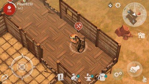 Скриншот для Westland Survival - 1