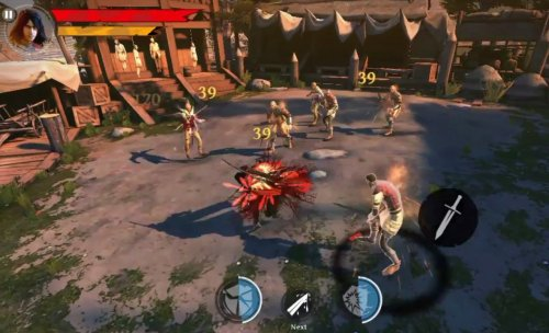 Скриншот для Iron Blade: Легенды Средневековья - 3