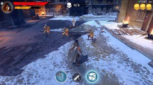 Скриншот для Iron Blade: Легенды Средневековья - 1