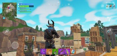 Скриншот для Fortnite - 1