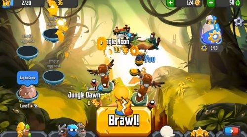 Скриншот для Badland Brawl - 3