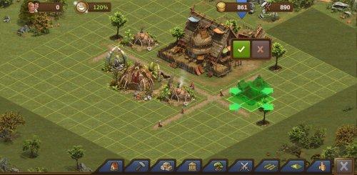 Скриншот для Forge of Empires - 2