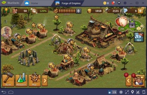 Скриншот для Forge of Empires - 3