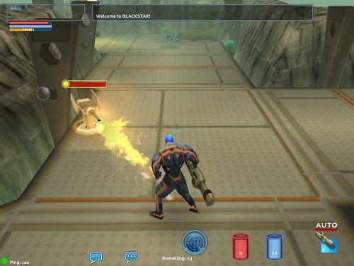 Скриншот для Star Legends: The BlackStar Chronicles - 3
