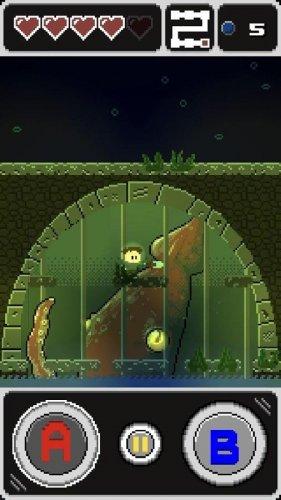 Скриншот для The Legend of Kato - Hardcore Retro-Style Game - 1