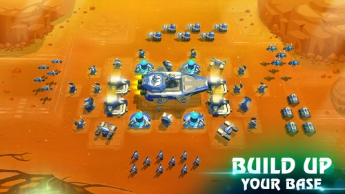 Скриншот для Ark Rivals - 1