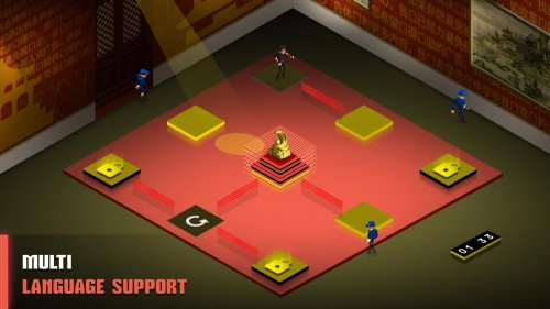 Скриншот для A Thiefs Journey - 1