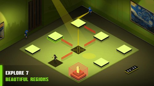 Скриншот для A Thiefs Journey - 3