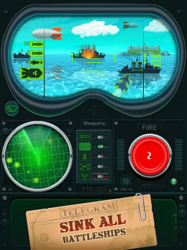 Скриншот для You Sunk - Submarine Torpedo Attack - 1