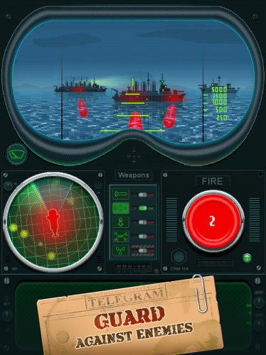 Скриншот для You Sunk - Submarine Torpedo Attack - 2